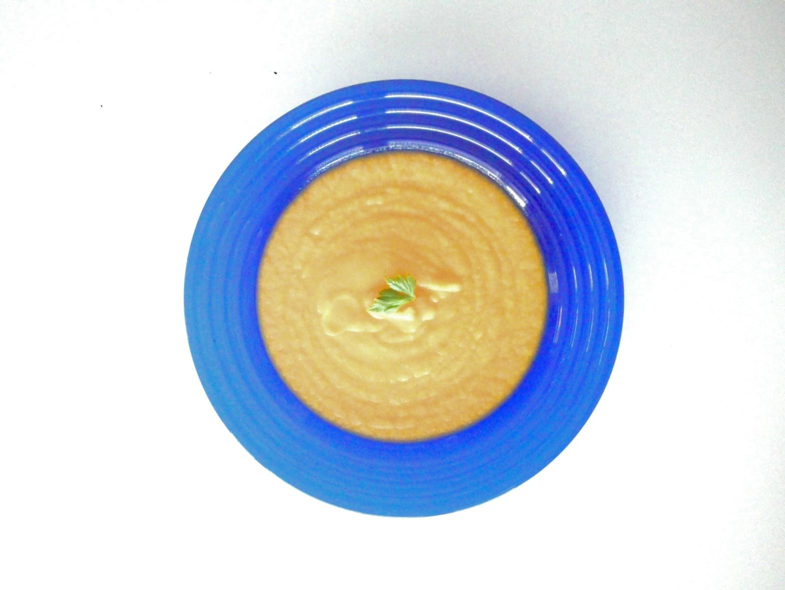 Crema de chirivía y zanahoria | Mami Ecológica